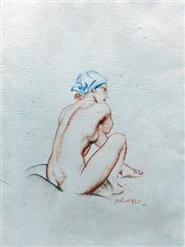 Stella - William Russell Flint