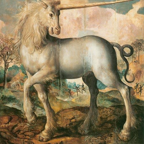 Unicorn, 1572 - Maarten de Vos