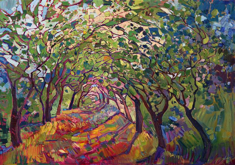 The Path, 2014 - Erin Hanson