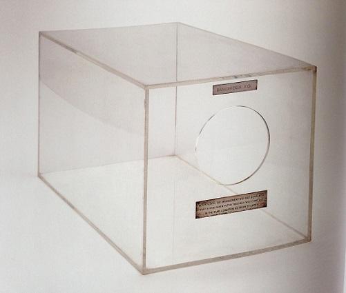 Danger Box, 1966 - Yoko Ono