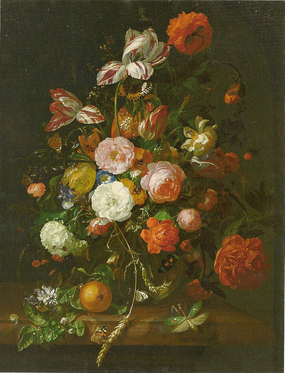 La Menasseuse, 1709 - Hyacinthe Rigaud - WikiArt.org