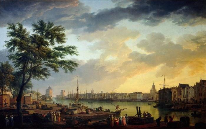 Le port de La Rochelle, 1762 - Claude-Joseph Vernet