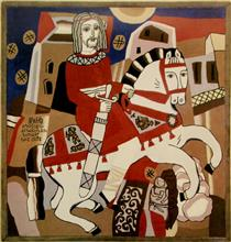 Atilla   Commander, Statesman, Ruler of Huns, Scythians - Иван-Валентин Феодосиевич Задорожный