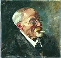 Self Portrait - Mykola Samokysh