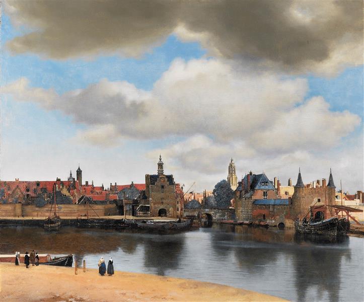Художники за напрямом: Золота доба голландського живопису