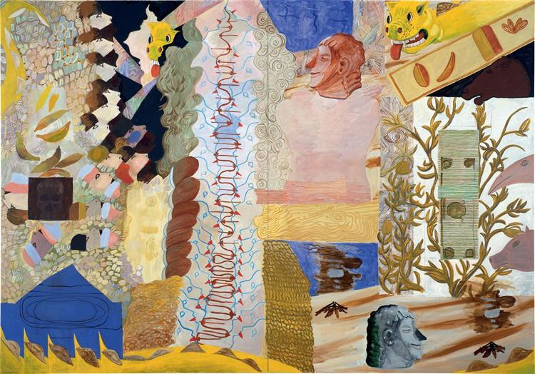 In Anticipation, 1985 - 1988 - Charles Garabedian