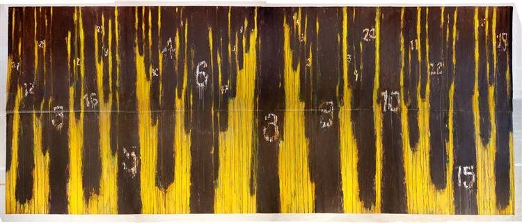 Untitled, 1989 - Leon Tarasewicz