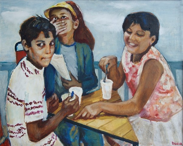 Children - Dora Boneva