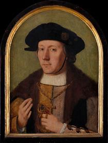 Portrait of a Man - Quentin Massys