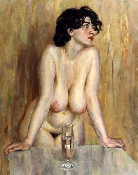 A Goblet of Wine, 1998 - Viktor Lyapkalo