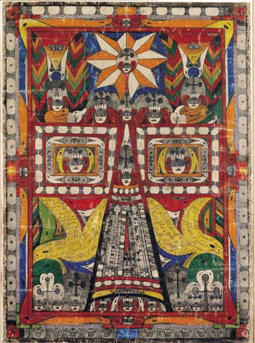 Artworks by style: Outsider art