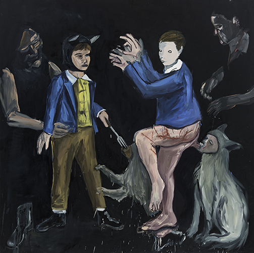 Dark, 2013 - Eduardo Berliner