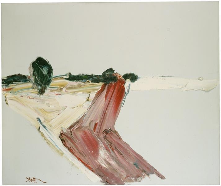 Untitled, 1977 - Manoucher Yektai