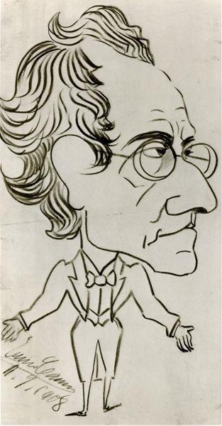 Mahler, 1908 - Enrico Caruso