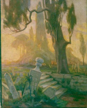Graveyard - Huseyin Avni Lifij