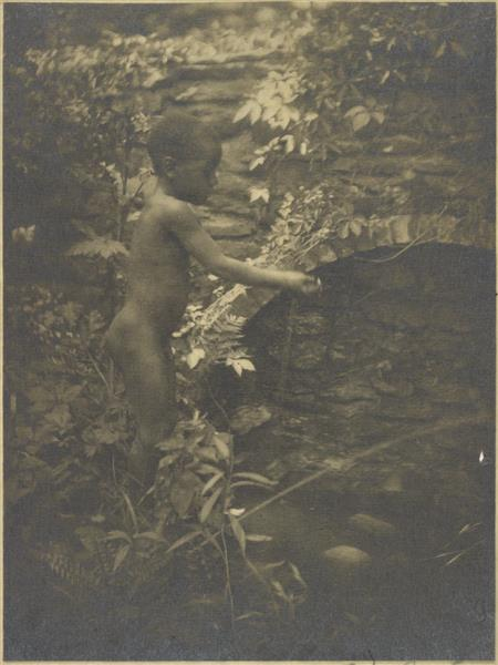 Negroes - Alice Boughton