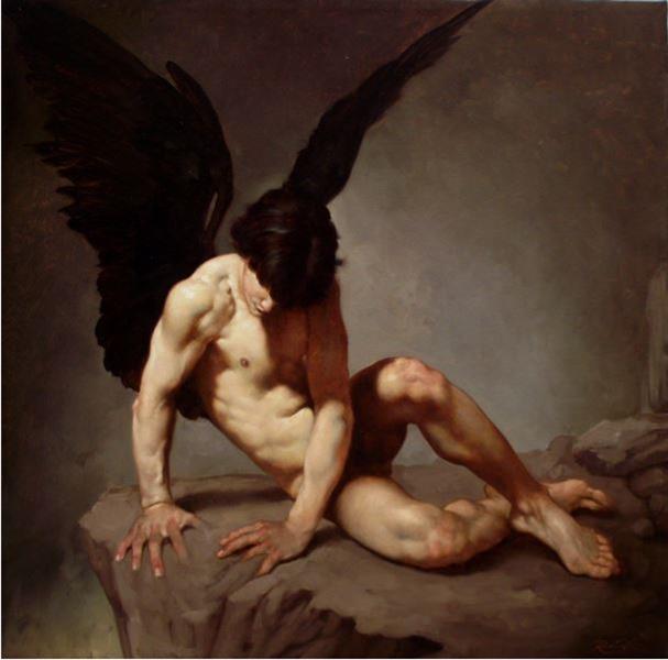 Fallen Angel, 2011 - Roberto Ferri