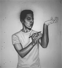 Autoportrait - Youssef Idrissi