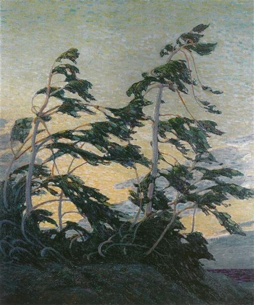 Pine Island, Georgian Bay, 1916 - Tom Thomson