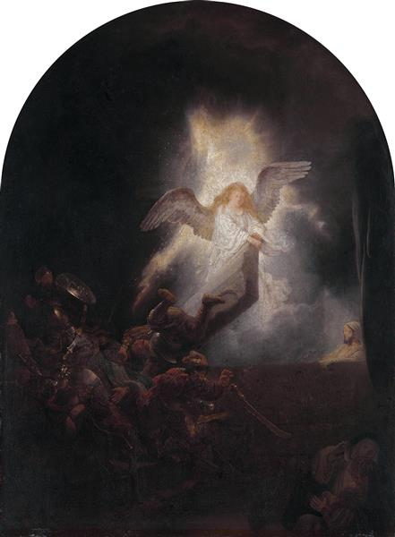 The Resurrection of Christ, 1639 - Rembrandt