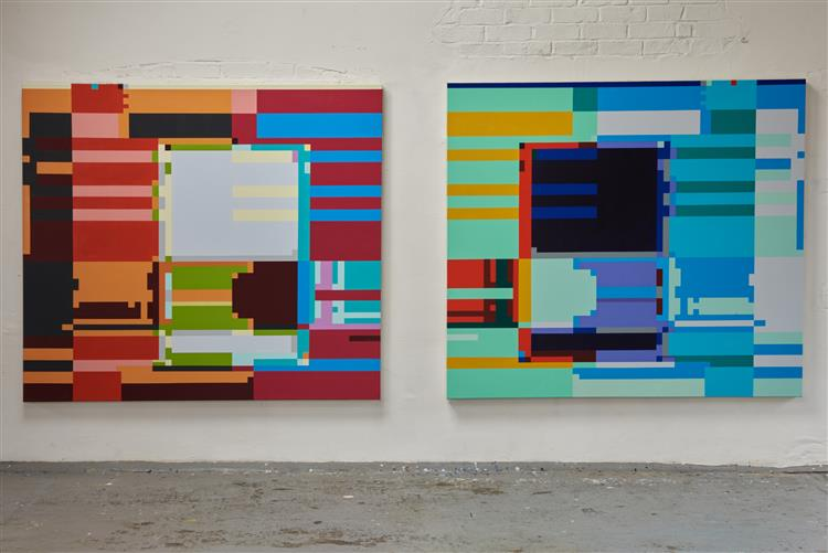 Inverse Reverse, 2013 - Mark Sibley