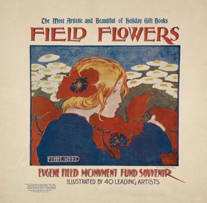 Field Flowers, 1896 - Ethel Reed