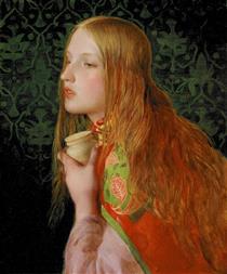 Mary Magdalene - Frederick Sandys