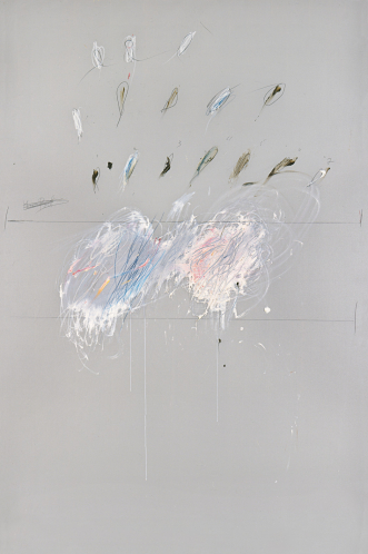 Nine Discourses on Commodus, Part VI, 1963 - Cy Twombly