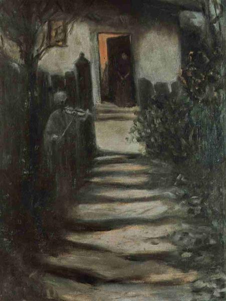 Symbolic Scene - Якуб Шиканедер
