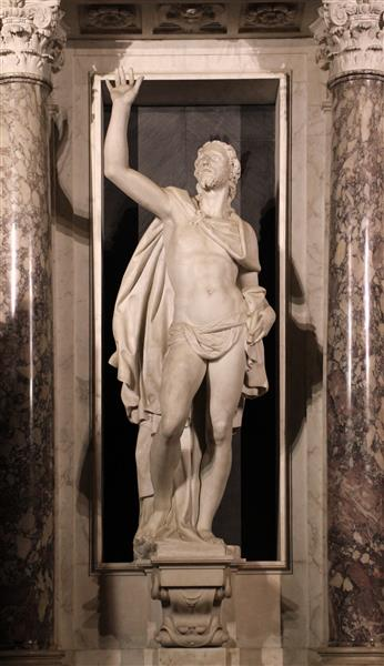 Duomo (lucca) - Interior, 1579 - Giambologna