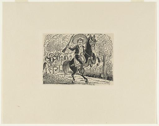 Ballad of Macario Romero, 1870 - José Guadalupe Posada