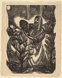 The Burning Bush - James Lesesne Wells