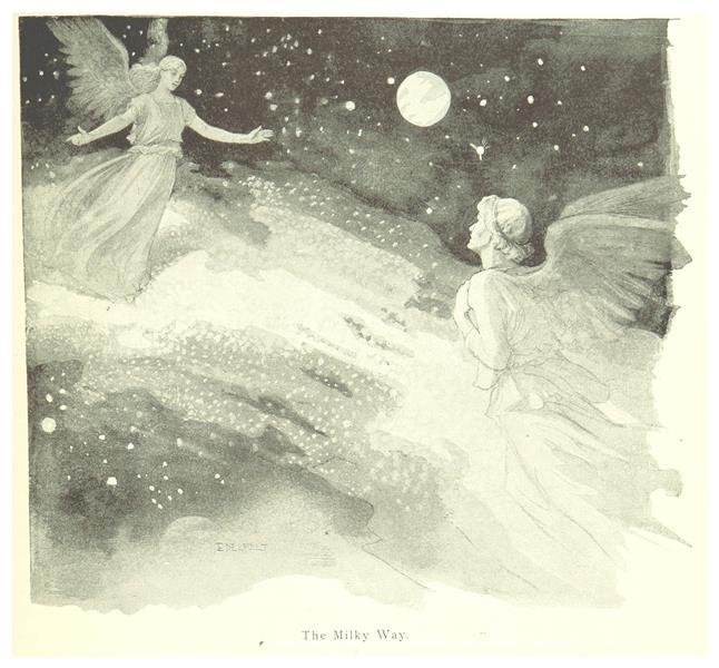 Milky Way, 1894 - Albert Edelfelt