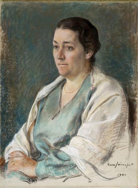 Ester Sihtola, 1934 - Eero Järnefelt