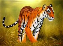 Tiger 2 - Mas'ud Dalhar