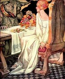 The Beauty and the Beast - Elenore Abbott