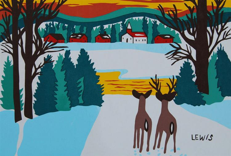 Untitled - Maud Lewis
