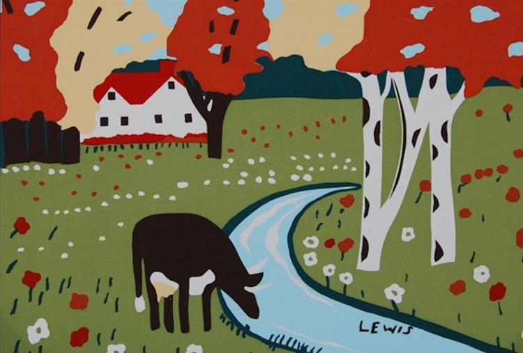 Untitled - Maud Lewis