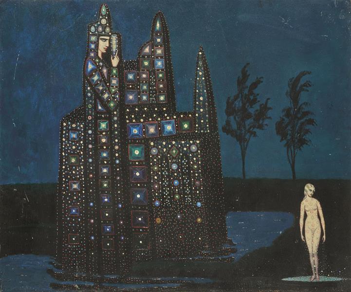 Solitude, 1909 - Boleslas Biegas
