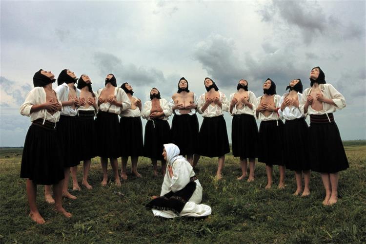 Balkan Erotic Epic, 2005 - Marina Abramović