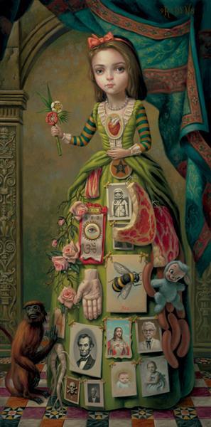 The Debutante, 1998 - Mark Ryden