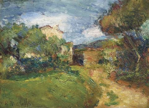 Petit Paysage Corse, 1898 - Henri Matisse