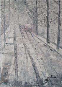 Alin's Street - Stefan Pruteanu