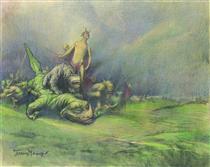 The Dark Powers of War - Georgi Mashev