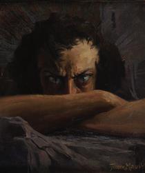 Outcast (Self-Portrait) - Georgi Mashev