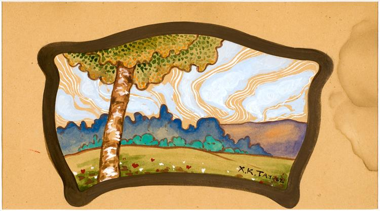 Landscape - Haralampi Tachev
