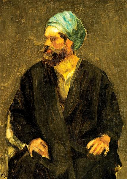 Portrait of a Man - Ivan Mrkviсka