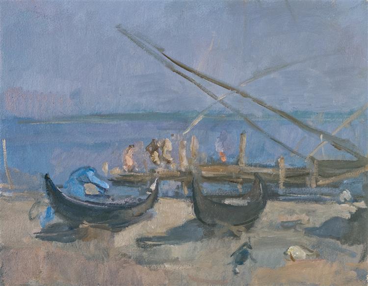 """Chinese"" Fishing Nets, Fort Cochin - Martin Yeoman"