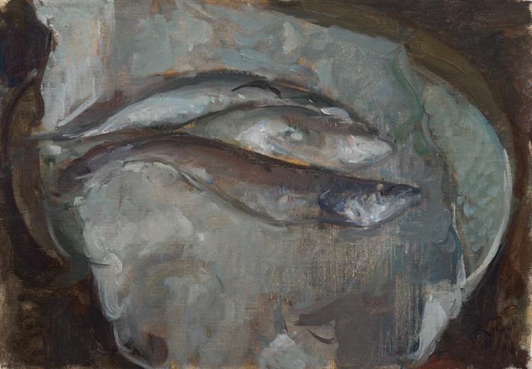 Venetian Fish - Martin Yeoman