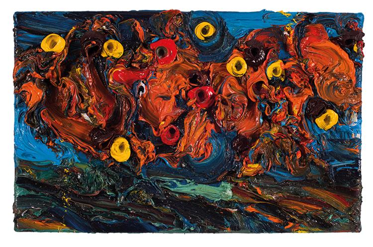 Nacht-2010_21x33, 2010 - Harry Meyer